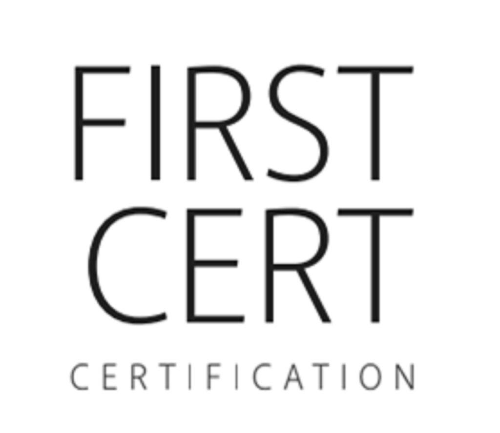 FirstCert AB Som certifiering skall vara
